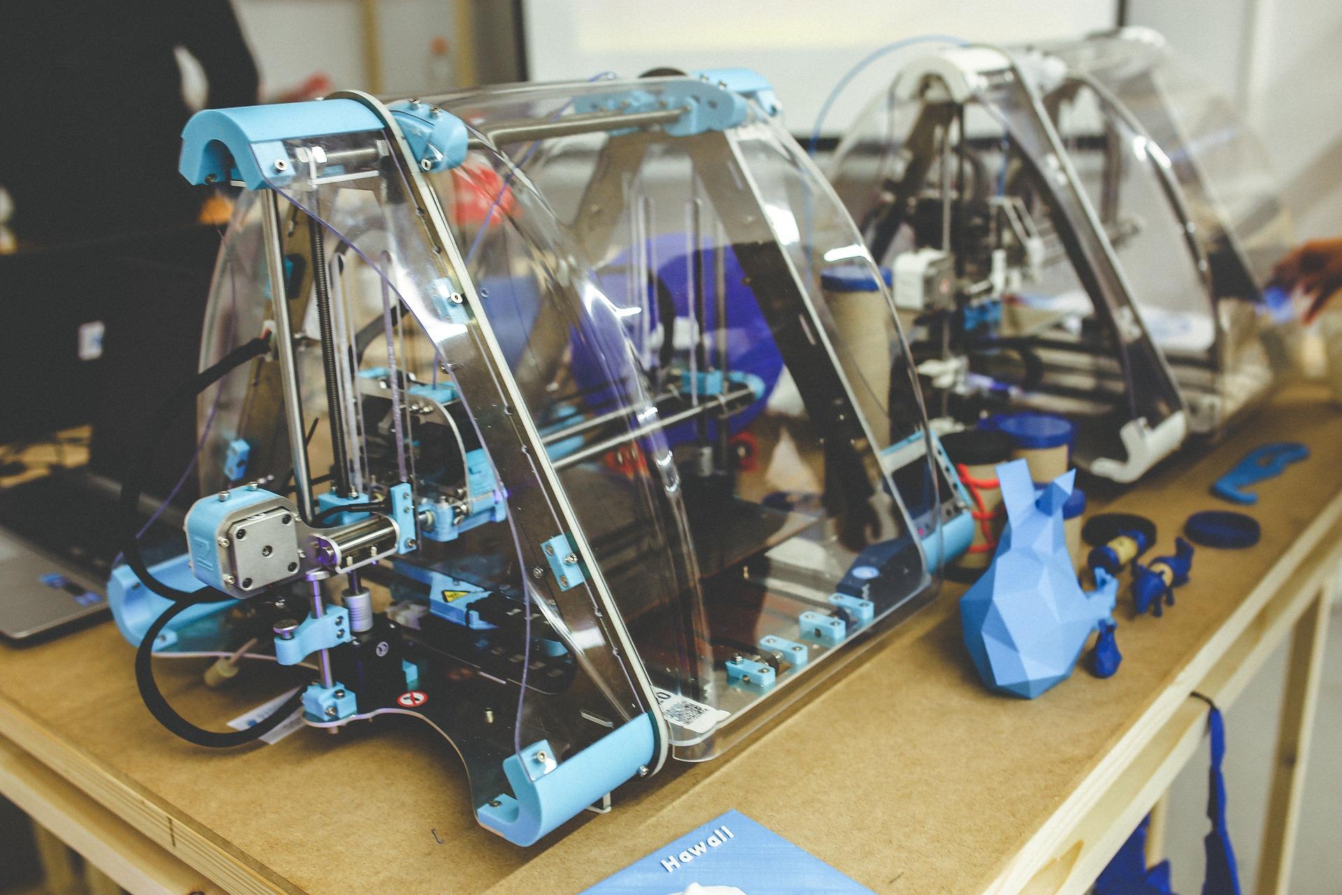 technologies fabrication prototype